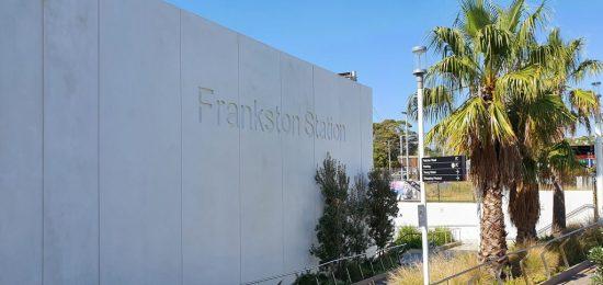 Frankston station